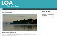 webbyrån PR 4u har utveckling av enkel sajt i WordPress