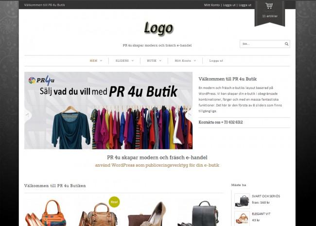 E-Butik LayerSlider layout
