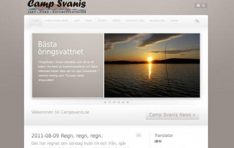 webbyrån PR 4u har gjort ny grafisk profil och logotype samt hemsida i WordPress